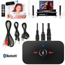 2-In-1 Bluetooth Sender Empfänger A2DP 3.5mm Aux Audio Transmitter Adapter