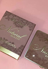 Too Faced Natural Matte Eye Shadow Palette - New, 100% Authentic
