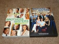 BROTHERS AND SISTERS Complete Season 1+2 One+Two DVD Box Set Lot 1st+2nd TV Show