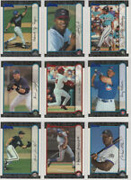 1999 Bowman Baseball Team Sets **Pick Your Team**
