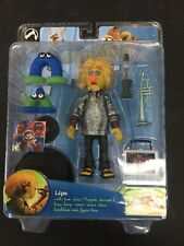 The Muppet Show Lips Silver Shirt Variant Palisades Figure