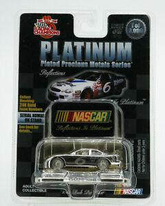 Racing Champions 1999 Platinum #6 Mark Martin 1:64 1 of 9,999 New Free Ship