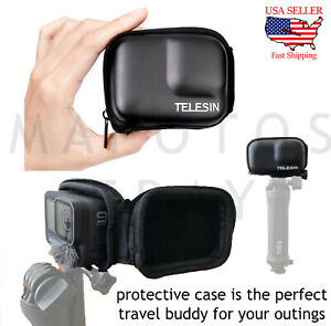 Small Carry Case Compatible for GoPro Hero 9 Black Protective Case Travel Bag