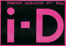 I-D Monthly Antiques & Collectables Magazines