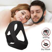 Anti Snore Chin Strap Stop Snoring Sleep Apnea Belt Jaw solution Safety X7S8