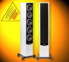 System Audio SA Pandion 50  white weiss loudspeakers towers