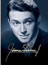 James Stewart The Signature Collection DVD BRAND NEW