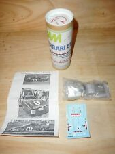 BAM AMR  RUF   kit   FERRARI 512 BB  24 h DAYTONA 1982 TEAM  BUDWEISER