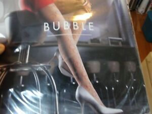 Wolford Tights Stockings Hosiery Pink sexy sheer bubble print xs New in Package