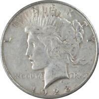 1928-S $1 Peace Silver Dollar VF Very Fine