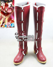 Love Live Rin Hoshizora Valentine's Day Chocolate Girls Long Cosplay Shoes Boots