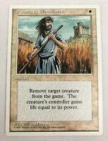 MTG Magic The Gathering 4th Fourth Edition SWORDS TO PLOWSHARES