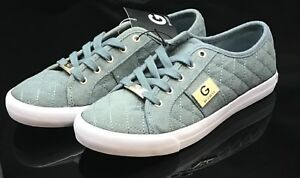 G by GUESS Womens Oadie Teal 7.5 US Shoes