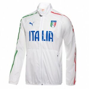 PUMA ITALY WALK OUT ANTHEM JACKET FIFA WORLD CUP 2014