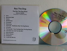 CD Album Promo Démo REX THE DOG The rex the dog show