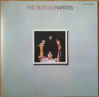 LP 33 The Beatles ‎Rarities Odeon EAS-81325 JAPAN 1980 NO OBI GATEFOLD INSERT