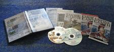 Empire Earth und Addon Collection PC Platin Edition alle Handbücher usw.