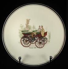 Liverpool Road Pottery Classic Car 'Daimler 1886' Display Plate