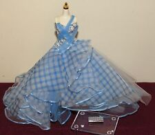 Barbie Wizard of Oz Fantasy Glamour Dorothy Dress Gown FASHION ONLY Model Muse