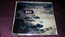 Eiffel 65/too much of heaven-CD MAXI