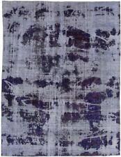 Design Vintage Jean Laver Used Look Persan Tapis D'Orient 3,60 X 2,80
