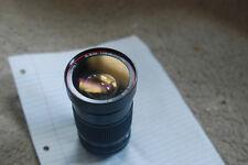 Canon FD  mount Vivitar macro 28-90mm 2.8.3.5 Macro lens for canon FD