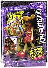 """Monster High Family of Cleo De Nile Pharrah de Nile 5.5"""" Doll"""