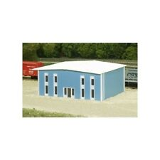 "N Scale: ""2-Story Office Building"" Kit #541-8010 by Pikestuff"