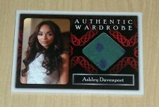 2013 Cryptozoic REVENGE ABC tv series season 1 wardrobe card Ashley Davenport M4