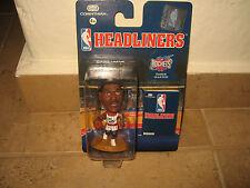 Corinthian Headliners Hakeem Olajuwon  Action Figure Rockets  1996 NBA new!!