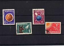 Albanien -  Nr.  663 - 66  o  ( 11697-o1 )
