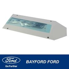 XR6 BADGE BOOTLID & TAILGATE CHROME FORD FG-X  ER2ZF404D52AD GENUINE FORD PART