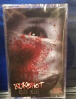Bukshot - Helter Skelter Cassette Tape SEALED horrorcore mob style records mne