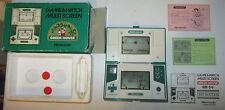 Nintendo Game & Watch Green House Multiscreen Made in Japan SPESE GRATIS