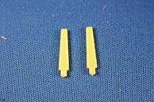 O/S - Plasticville - #1302 Farm Wagon - REPRODUCTION Stakes - Yellow (2)