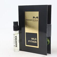 Wild Python by Mancera Eau De Parfum Vial 0.07oz/2ml Spray New