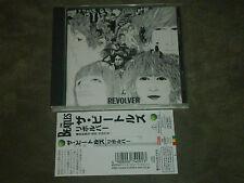 The Beatles Revolver Japan CD