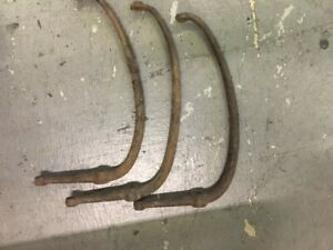 1928 Model A Ford Rear Fender Brackets Roadster Pickup and Coupe