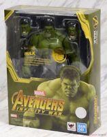 Marvel Avengers Infinity War HULK SHF Action Figure S.H.Figuarts Bandai Tamashii