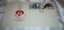 1980 CZECHOSLOVAKIA Ceskoslovensko XXII Olympics MOSCOW Stamps FDI Prague