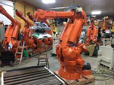 Abb Robot Abb 6400 Robot Abb S4c Palletizing Robot Fanuc Robot Used Robot