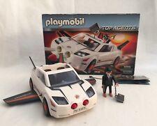 Playmobil 4876 Top Agents Spy Car RETIRED