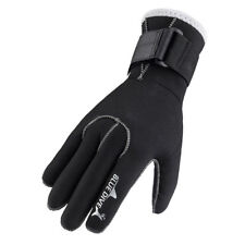 Summer Men Women Child 3mm Neoprene Black Warm Scuba Diving Gloves Anti Scratch