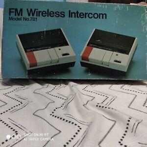 Interfono Vintage