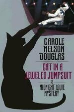 Cat in a Jeweled Jumpsuit: A Midnight Louie Mystery (Midnight Louie Mysteries),