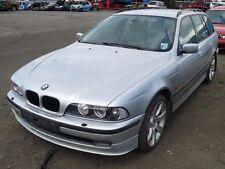 BMW 5 SERIES E39 ( ALPINA ) style FRONT SPLITTER BUMPER LIP SPOILER