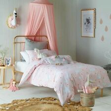 Swan Princess Girls Duvet | Doona Quilt Cover Set | Jiggle & Giggle | Kids Room