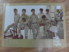 THE EAST LIGHT - 2ND MINI ALBUM [ORIGINAL POSTER] *NEW* K-POP