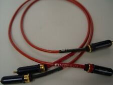 NORDOST HEIMDALL .6m WBT NextGen Locking RCA Connectors 2