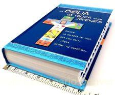 La Biblia Catolica para Jovenes Pasta Dura Con Indices/Uñeros- Tamaño Completo